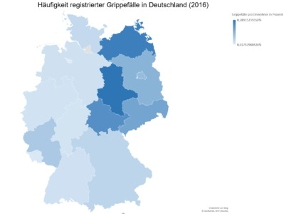 grippe deutschland