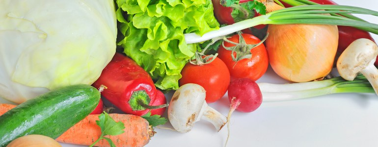 Basenfasten-Lebensmittel
