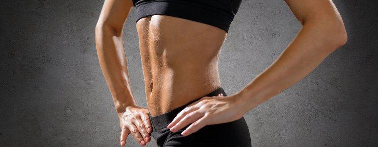 Bauchmuskeluebungen - Die 5 besten Bauchmuskelübungen für einen starken Bauch