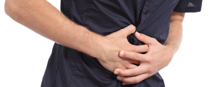 Bauchschmerzen nach dem Essen