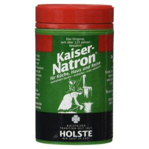 Entsäuern Natron tabletten