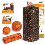 Faszienrolle Blackroll orange 150x150 - Fit und gesund mit der Faszienrolle
