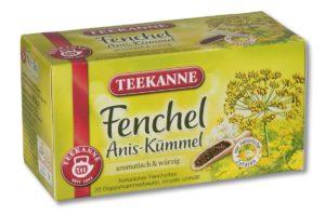 Fenchel anis kümmel Tee 300x199 - Luft im Bauch