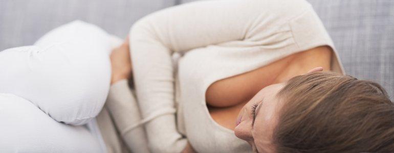 Hausmittel gegen Bauchschweh