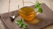 Tee beim Intervallfasten und intermittierenden Fasten