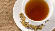 Leinkraut-Tee