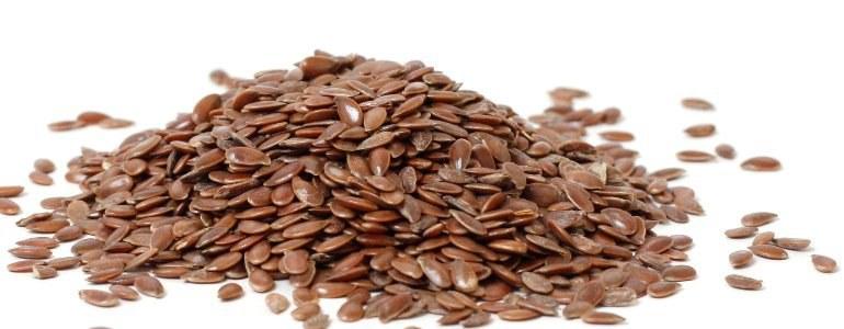 Leinsamen als Alternative zu Chia Samen zum Abnehmen - Abnehmen mit Chia Samen