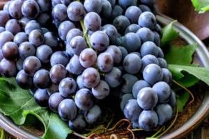Machen Weintrauben dick