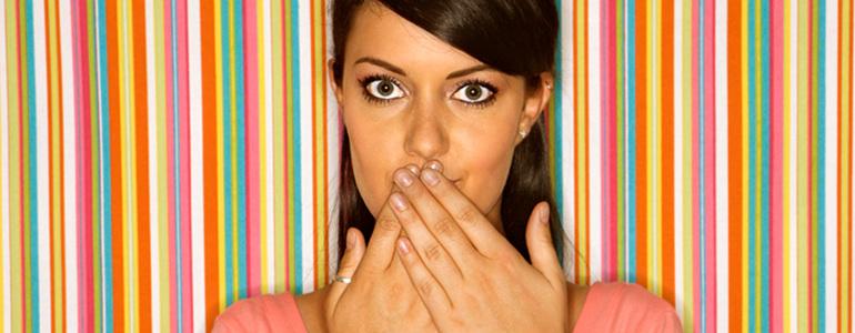 Magenknurren - Magenknurren – kann am Hunger liegen, muss aber nicht...