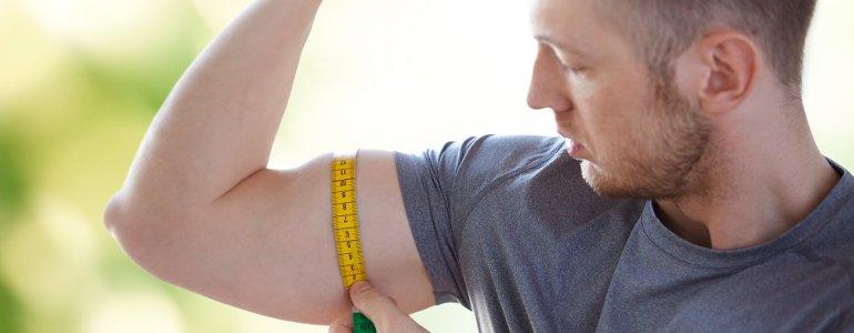 Fett zum Muskelaufbau