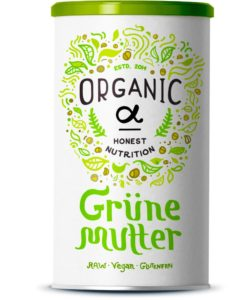 Organic Alpha Kraftpulver