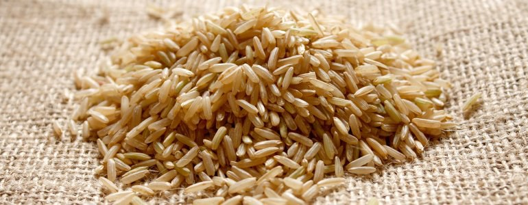 Reisdiät mit braunem Naturreis zum Abnehmen