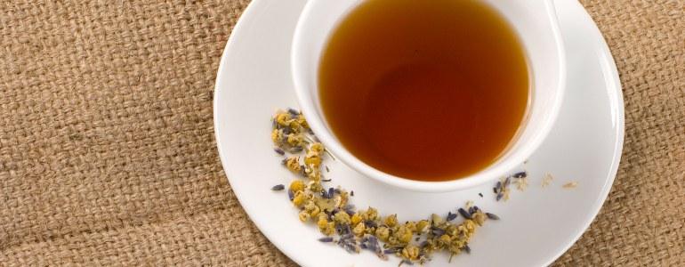 Tee gegen Magendruck