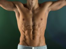 Untere Bauchmuskulatur