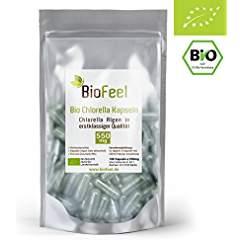 Bio Chlorella Kapseln