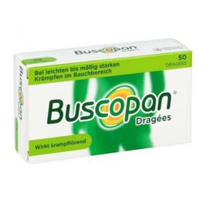 buscopan normale bauchschmerzen links hilfe