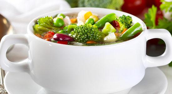 die Suppen-Diaet