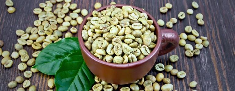 grüner kaffee - Grüner Kaffee - Die Wirkung der rohen Kaffeebohne