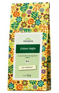 gruener hafertee herbaria