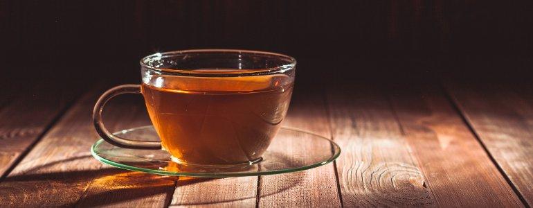 gruener hafertee tee