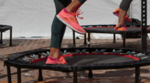 kalorienverbrauch mini trampolin