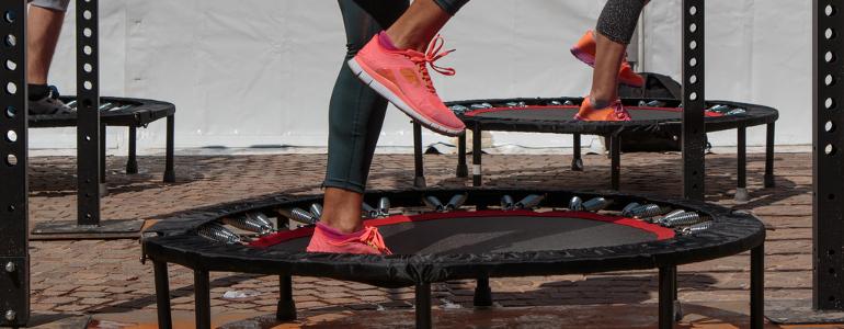 kalorienverbrauch trampolin - Kalorienverbrauch auf dem Trampolin