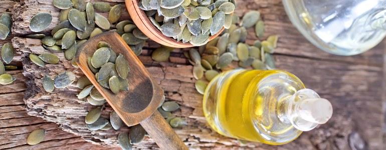 kuerbiskern oel gesund - Kürbiskernöl - Natürliches Heilmittel für Prostata, Blase und Gelenke