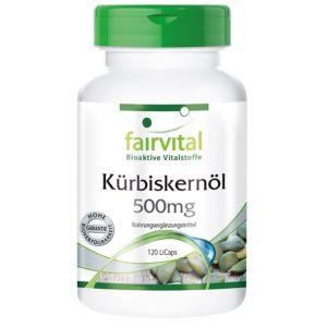 kuerbiskernoel kaltgepresst 300x300 - Kürbiskernöl - Natürliches Heilmittel für Prostata, Blase und Gelenke