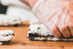Macht Sushi dick?