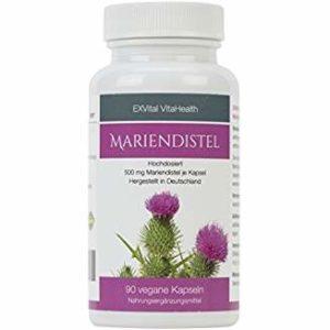 mariendistel  300x300 - Mariendistel - Wie die Pflanze unsere Leber schützt