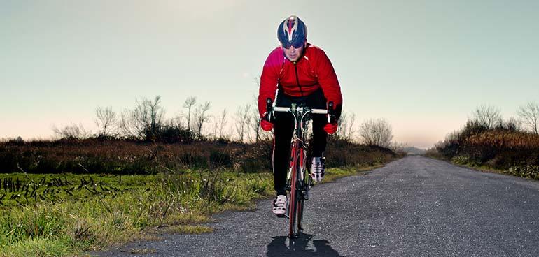 kalorienverbrauch beim rad fahren